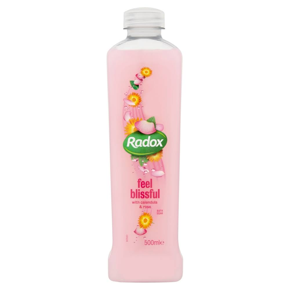 Radox Feel Blissful Bath Soak - 500ml