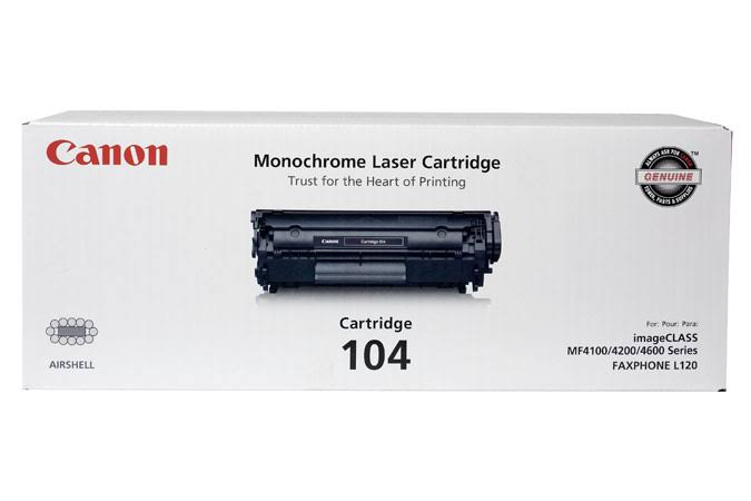 Canon Toner Cartridge - Black 104