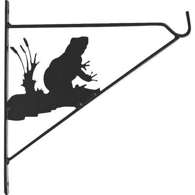Mintcraft GF-3059 11 in. Planter Bracket Frog