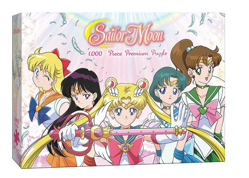 Sailor Moon Supers #2 Puzzle
