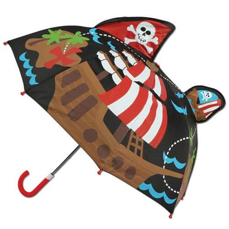 Stephen Joseph Pop Up Umbrella - Pirate