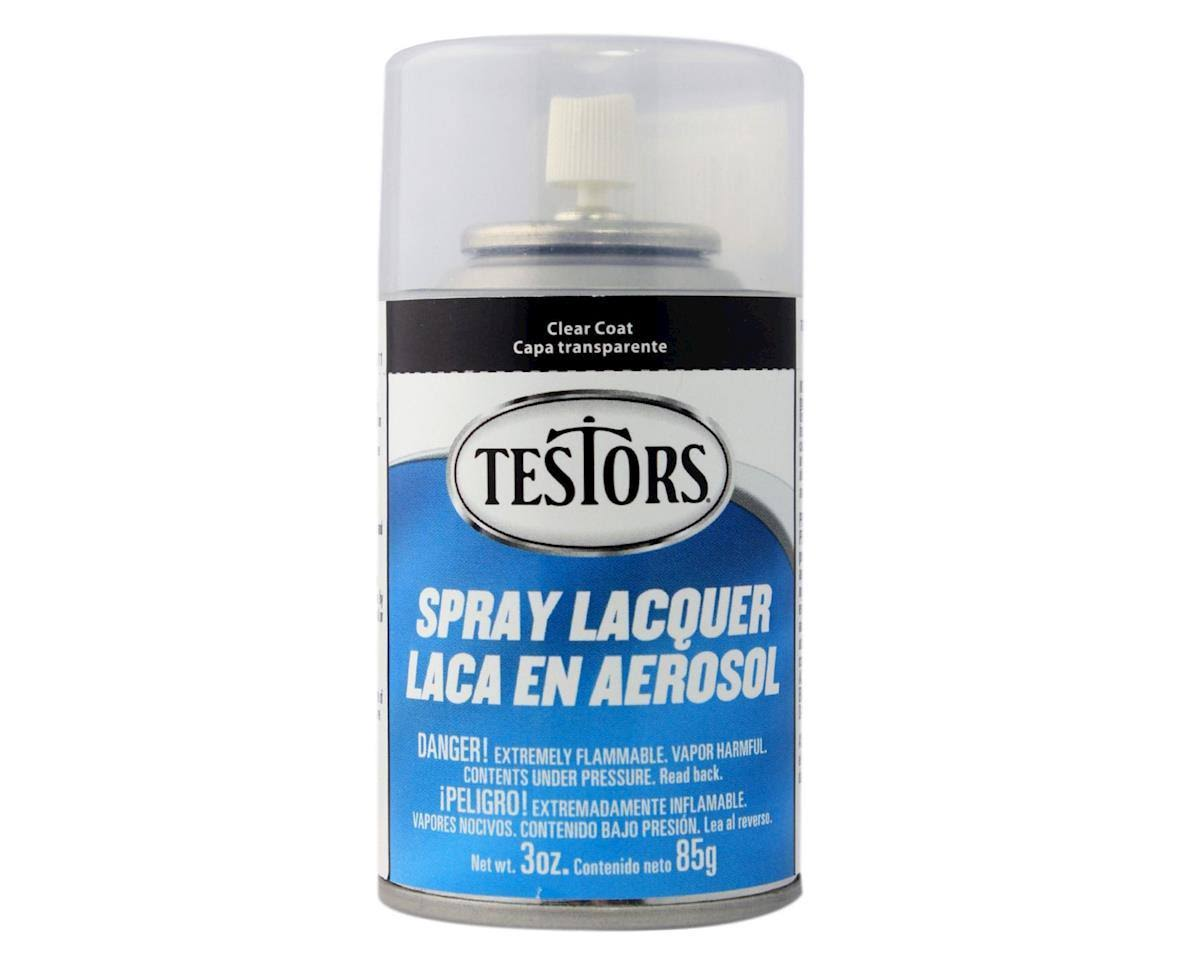 Testors Spray Paint - Clear