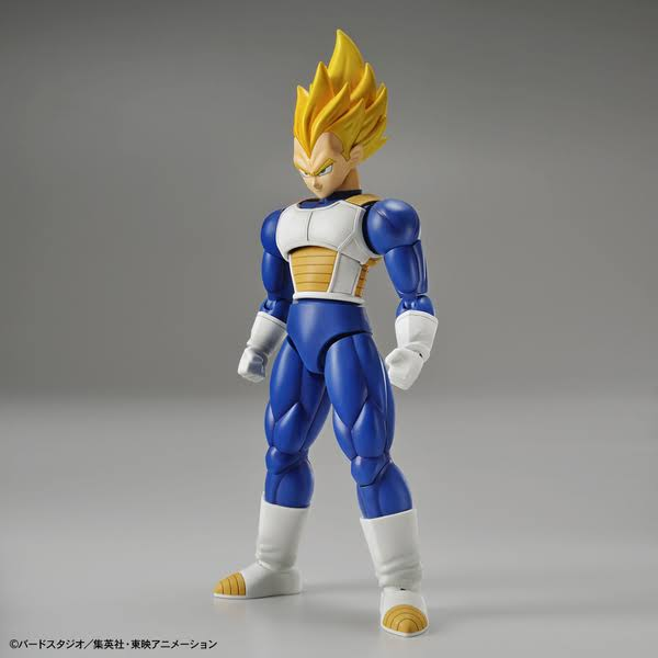 Bandai Super Saiyan Vegeta Dragon Ball Z Figure