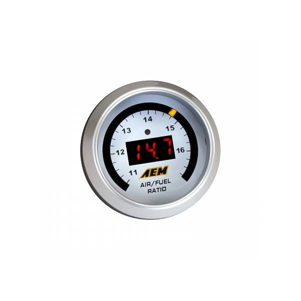 AEM 304110 UEGO Air Fuel Ratio Gauge - 2.5""