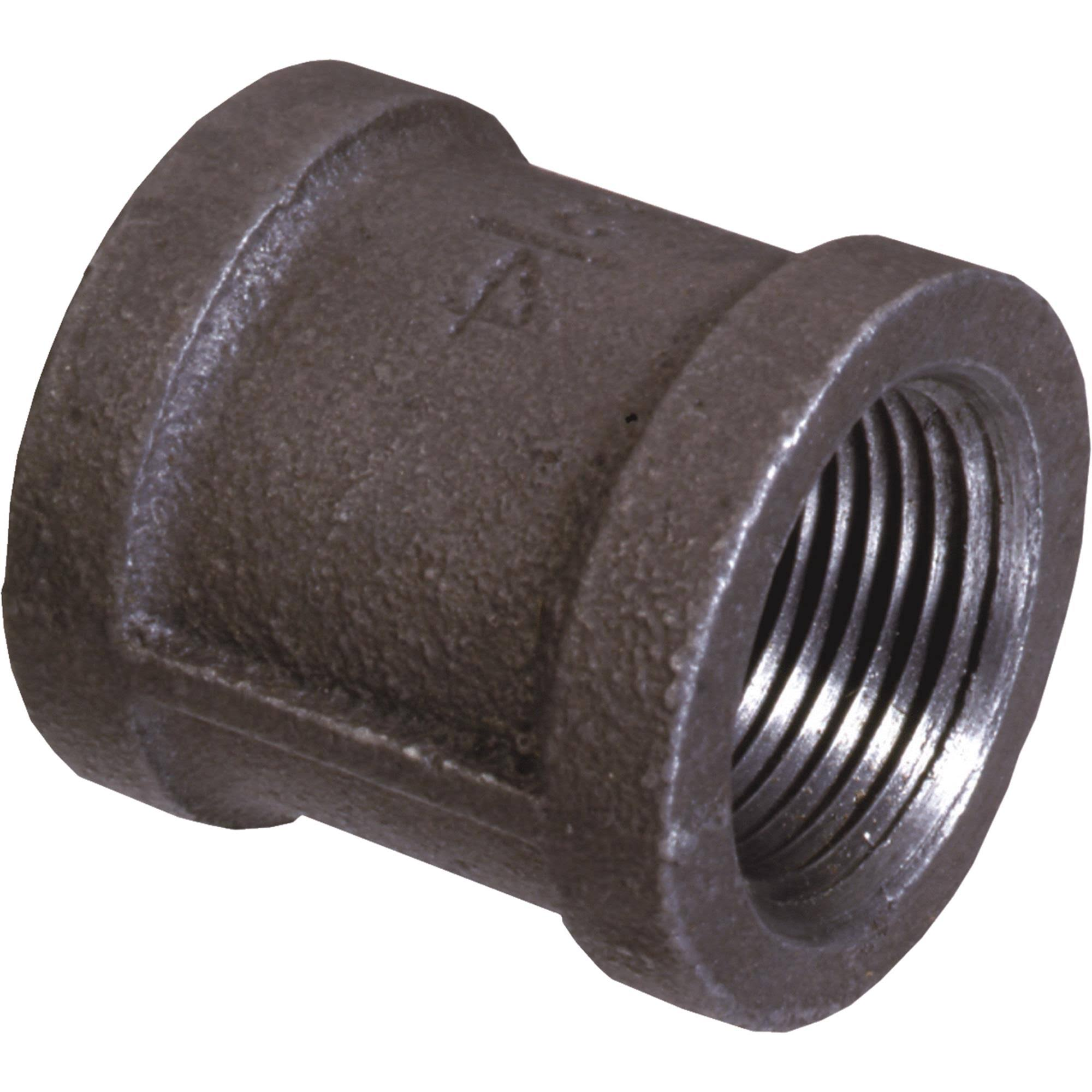 Mueller Iron Coupling - Black, 3/8""
