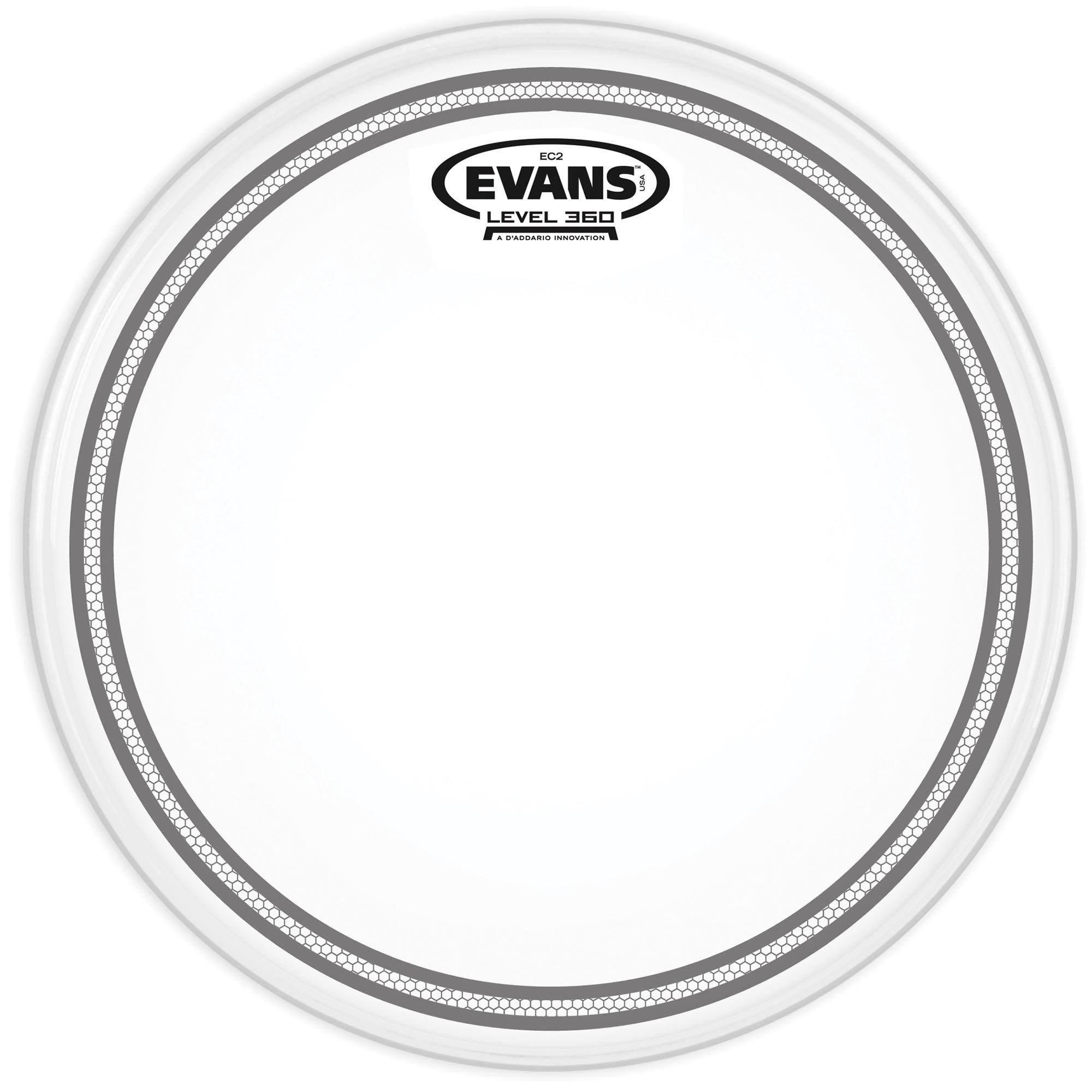 Evans EC2 Coated Drum Head - 13""