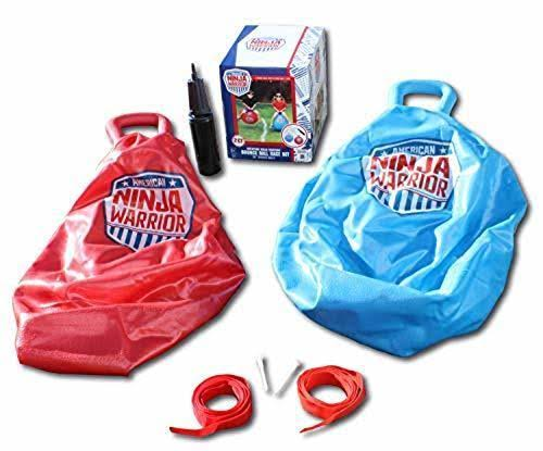 American Ninja Warrior Race Hop Ball Set