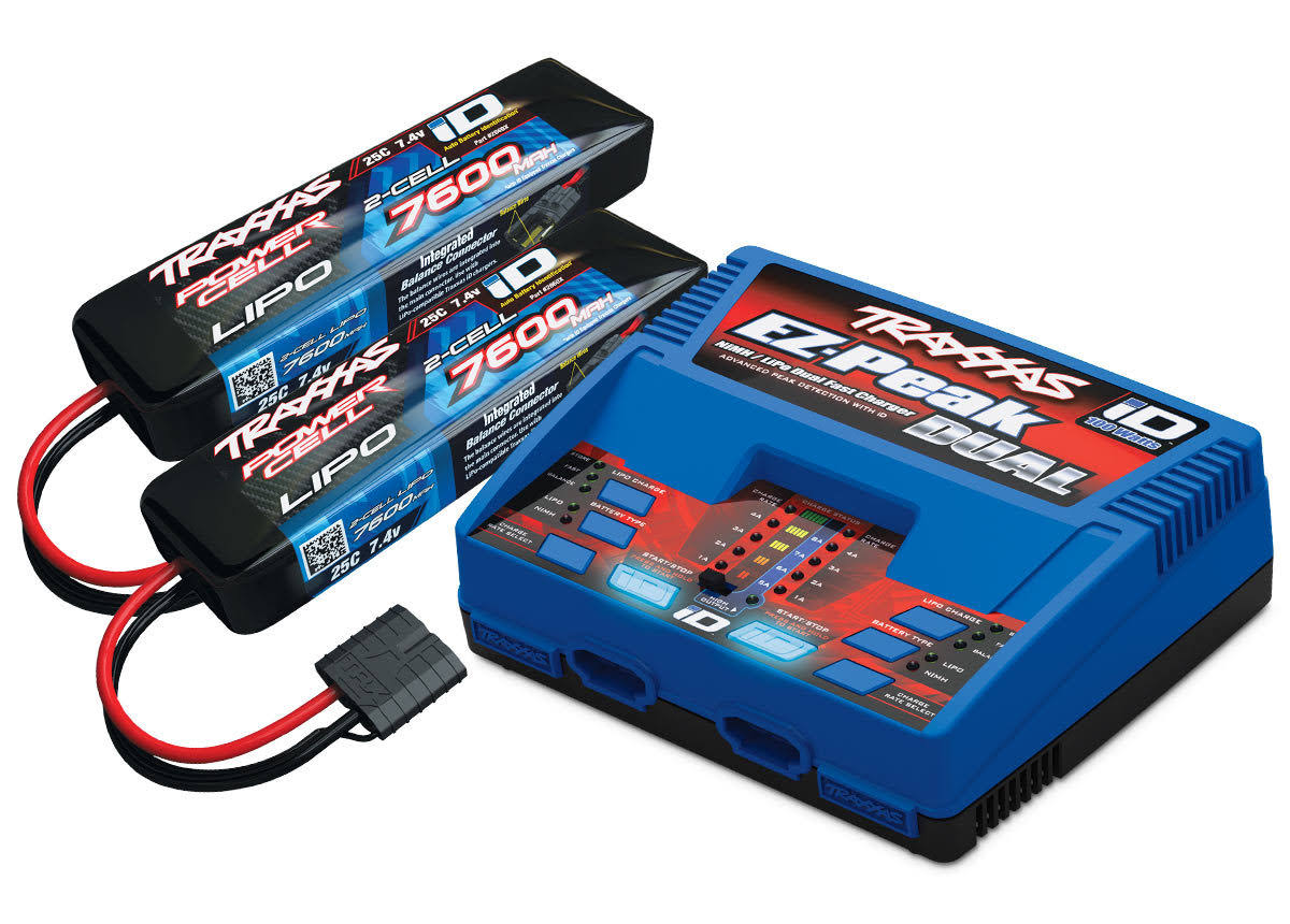 Traxxas Battery & Charger Completer Pack