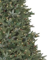 Frontgate Christmas Trees by Full Width Fraser Fir Artificial Christmas Trees Balsam Hill