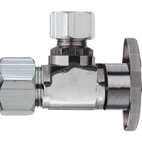 Plumb Pak Corporation 456232 Do it Quarter Turn Angle Valve - 3pk