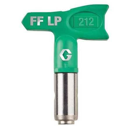 Graco RAC X FFLP Fine Finish Low Pressure Airless Spray Tip - Size 212