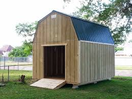 12x20 Storage Shed Kits by 12x16 Barn Gambrel Shed 2 Shed Plans Stout Sheds Llc Youtube