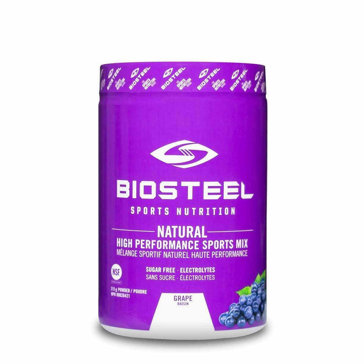 Biosteel High Performance Sports Drink Powder - Grape