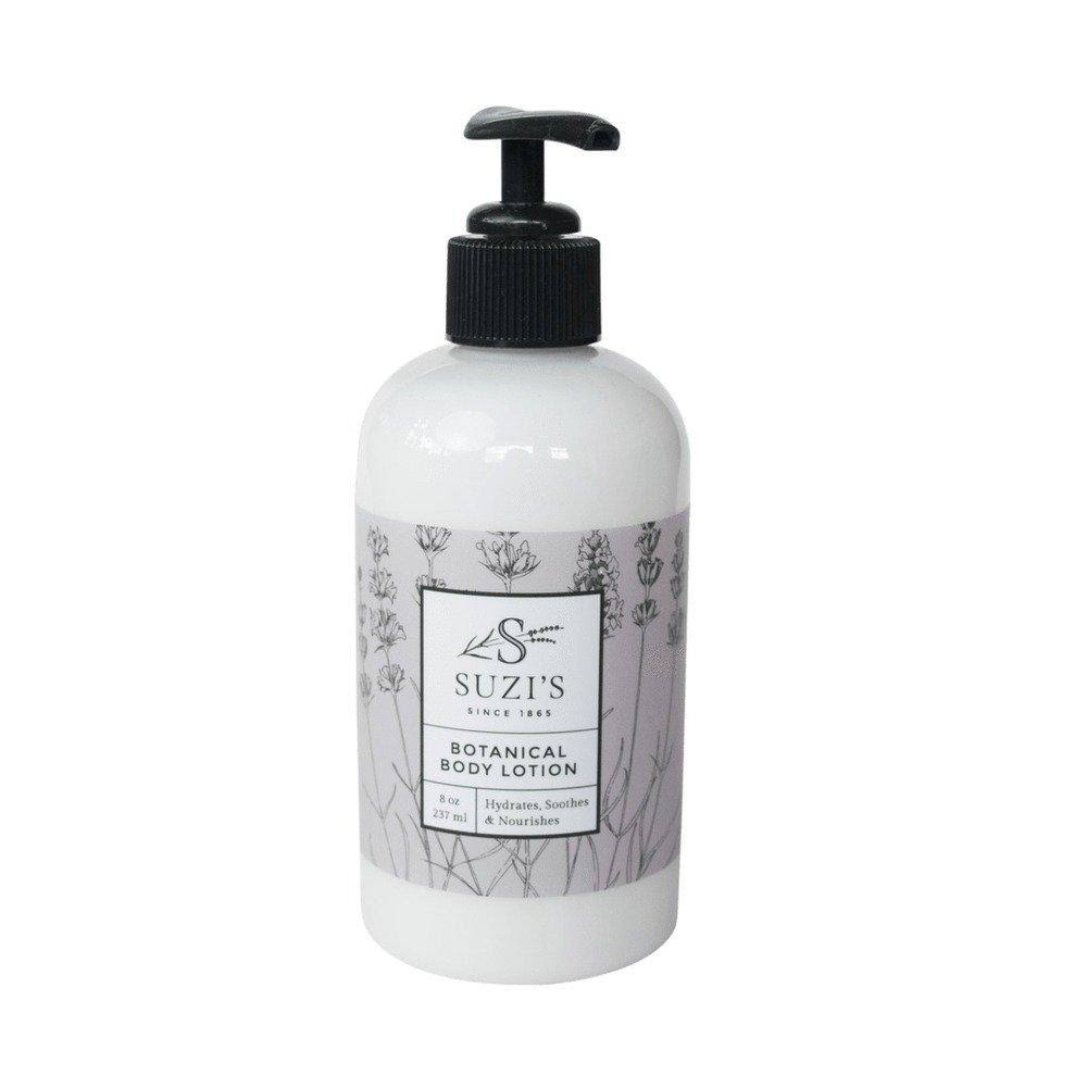 Suzi's Lavender Botanical Body Lotion - 8 oz Liquid
