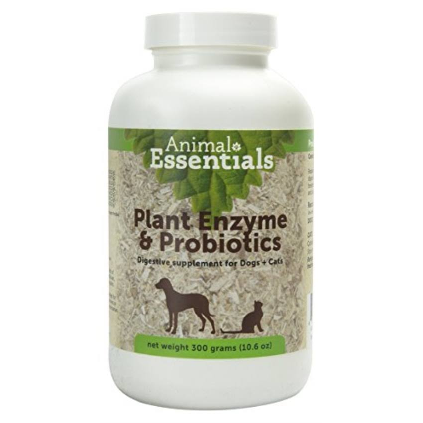 Animal Essentials Plant Enzymes & Probiotics Supplement - 300g