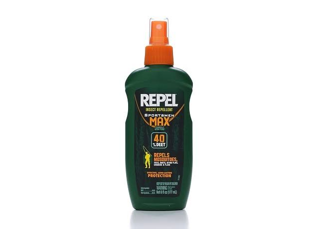 Repel 94101 Sportsmen Max Insect Repellent - 6oz