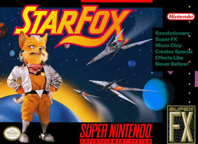 Star Fox - New Game Outlet