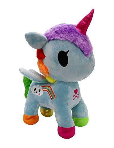 Tokidoki 15654 Pixie Unicorno Stuffed Animal Plush Toy - Large, 20""