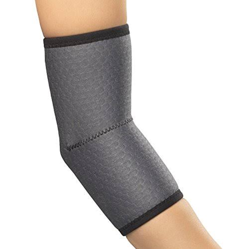 Champion Airmesh Elbow Support - Grey, Large