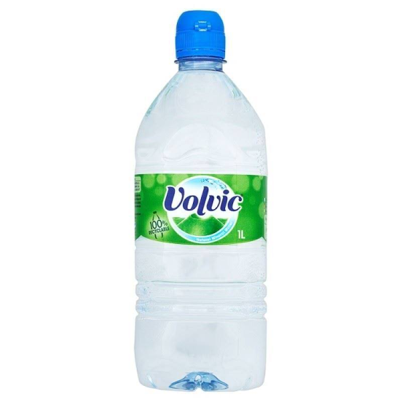 Volvic Natural Mineral Water - 1l