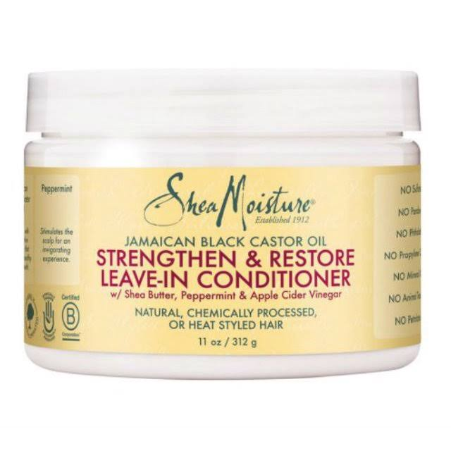 Shea Moisture Jamaican Black Leave in Conditioner - 11oz