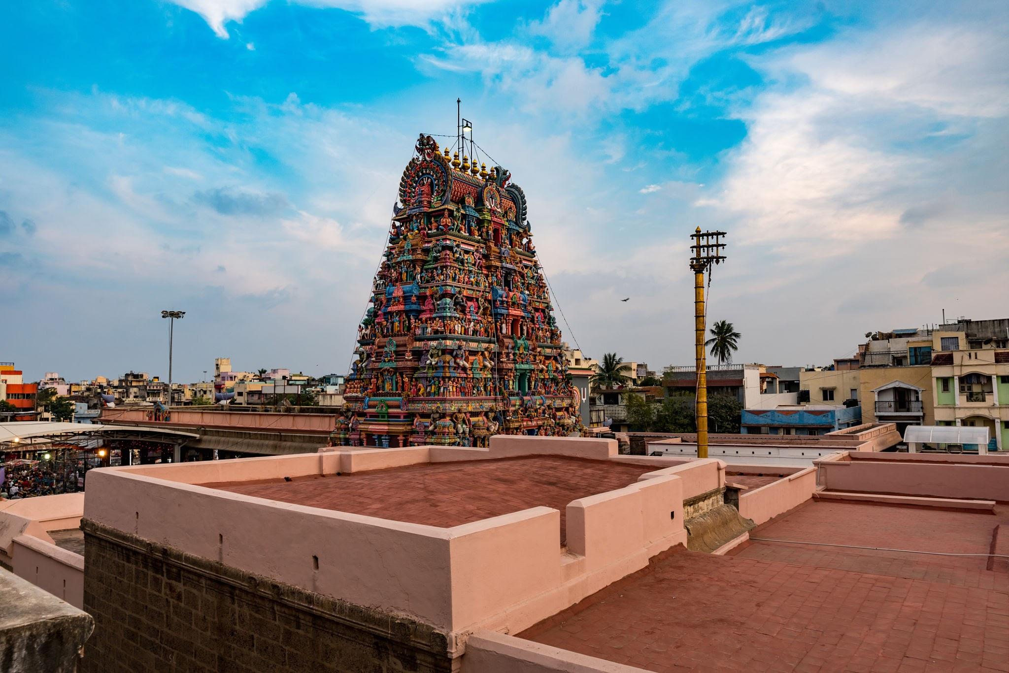 Arulmigu Sri Parthasarathyswamy Temple