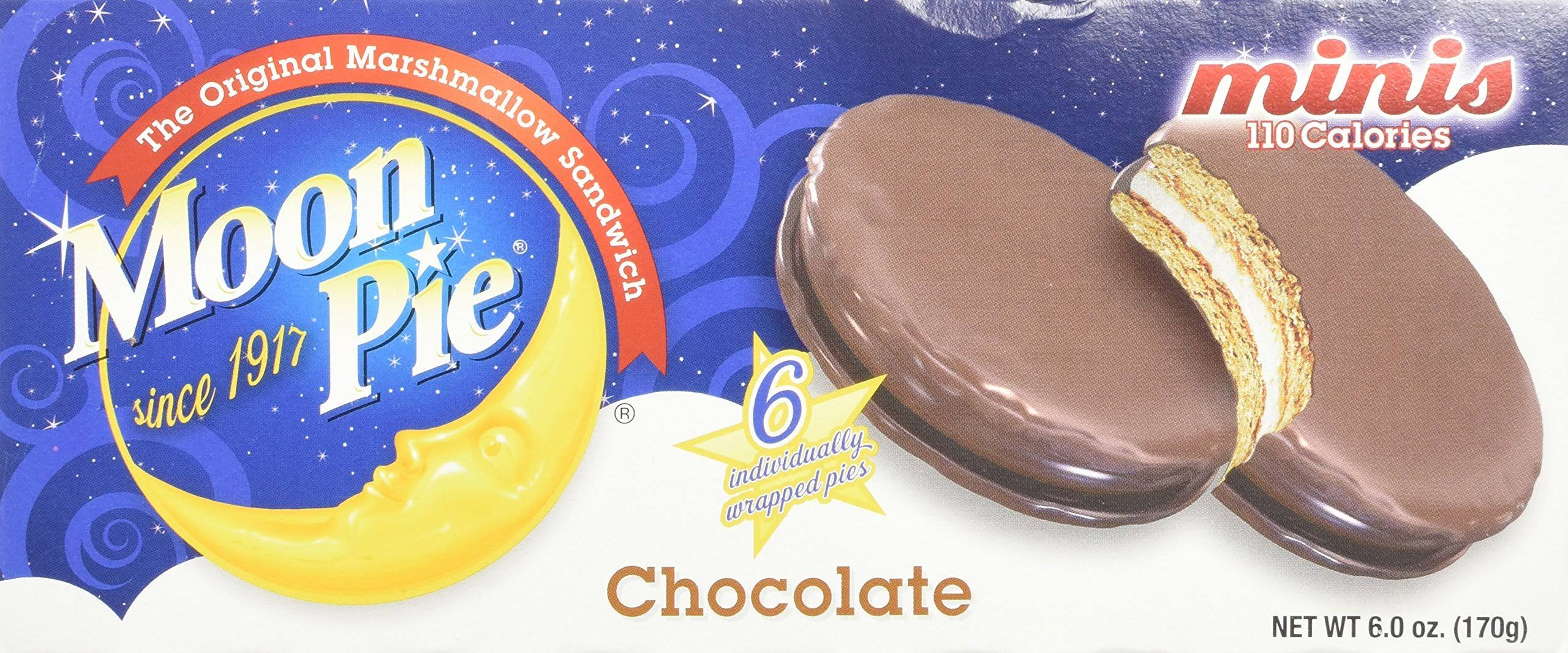 Moon Pie Chocolate Mini Pies