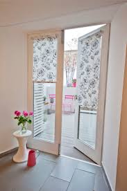 No Drill Window Curtain Rod by Best 25 French Door Curtains Ideas On Pinterest Door Curtains