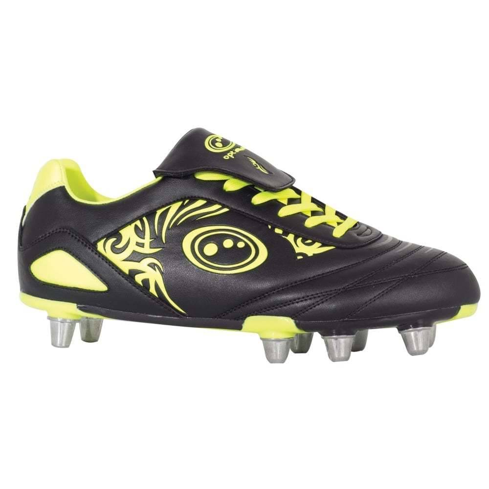 Optimum Razor Rugby Boots Yellow