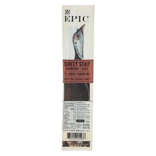 Epic Turkey Strip Cranberry Sage, 0.8 oz
