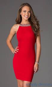 dress short sleeveless red dress simply dresses simple