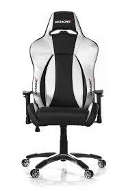 Arozzi Gaming Chair Frys by Akracing Premium Gaming Chair Black Silver V2 Hem U0026 Trädgård