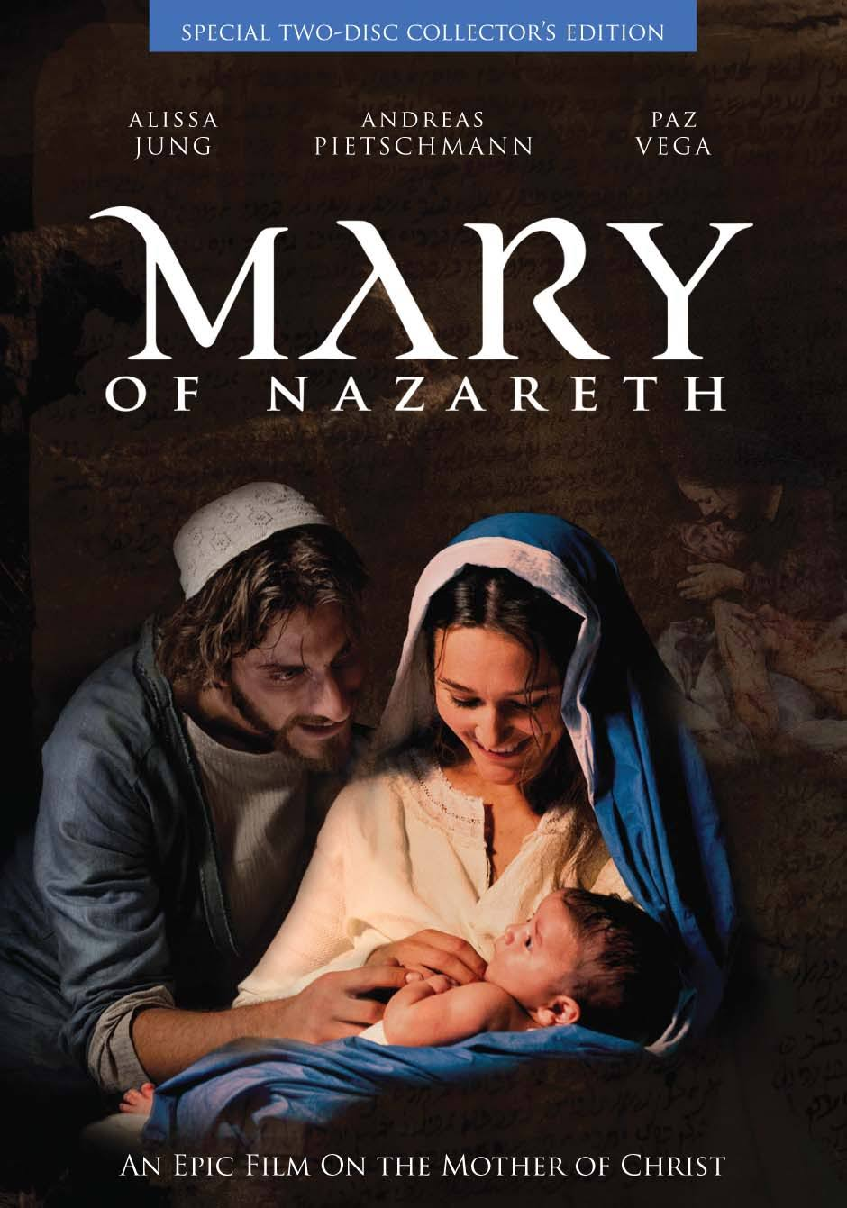 Mary Of Nazareth