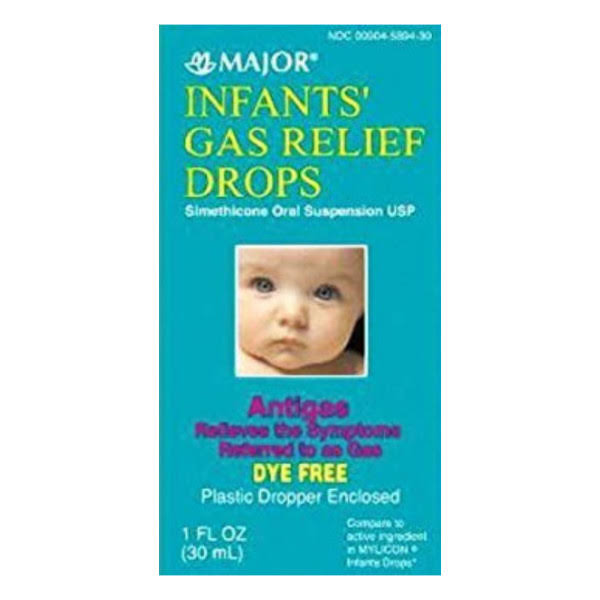 Newborns Infants Children Gas Relief Simethicone - 20mg/0.3ml