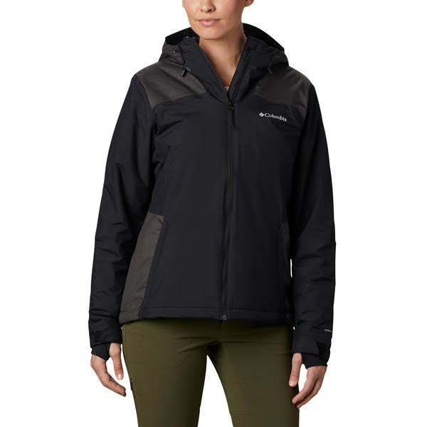 Columbia Women ' S Tipton Peak Insulated Jacket - Black