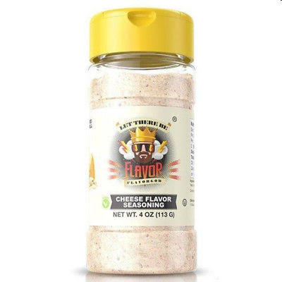 #1 Best-Selling 4oz. Flavor God Seasonings - Gluten