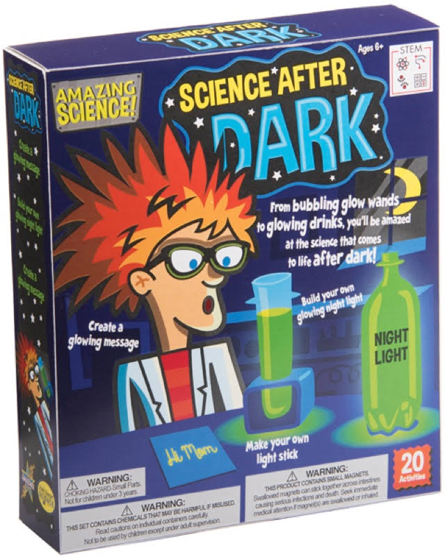 Be Amazing Science After Dark