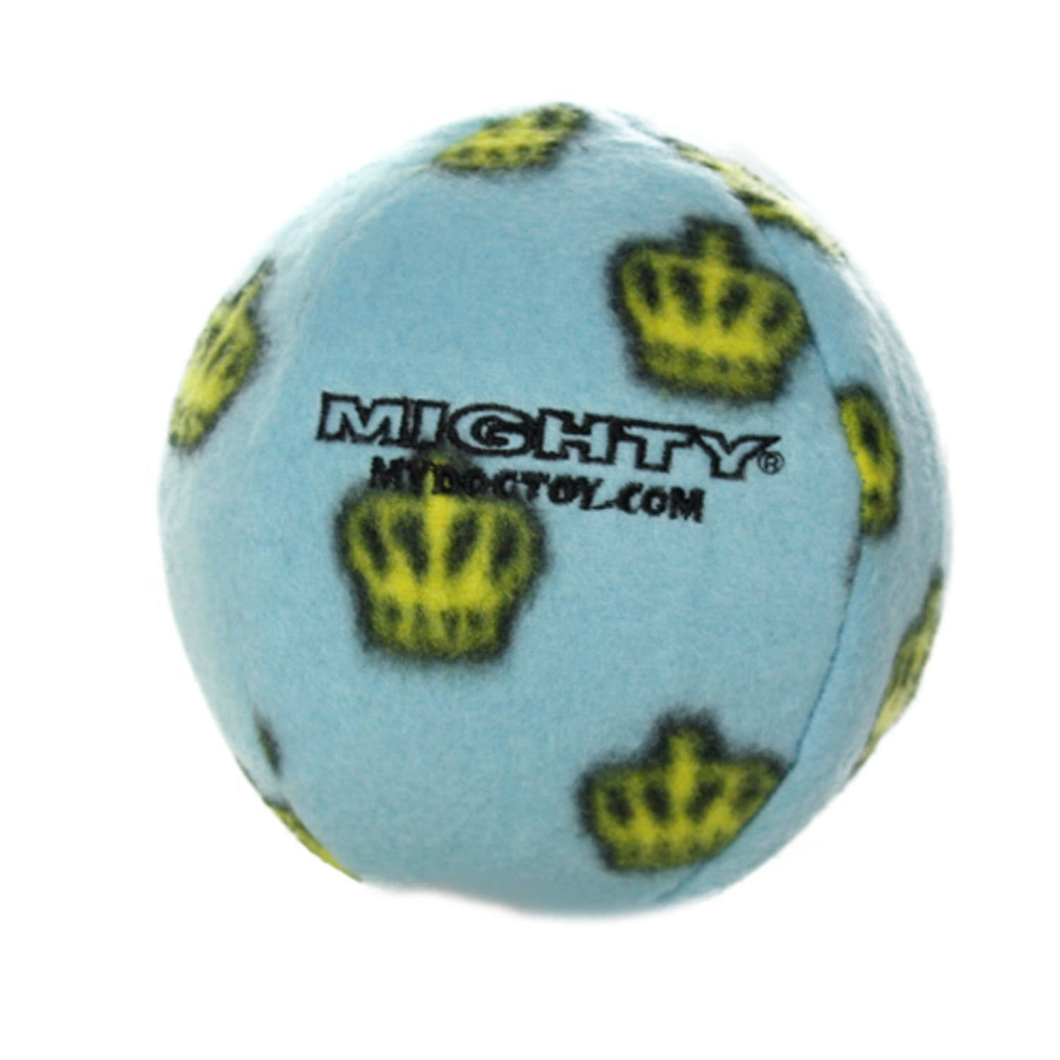 VIP Products Mighty Ball Dog Toy - Medium, Blue