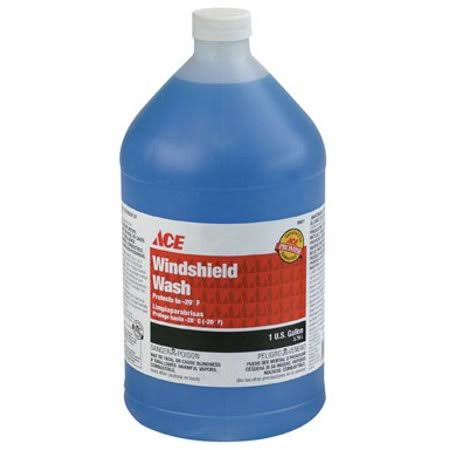 Camco Ace Windshield Washer Fluid - 1 Gallon