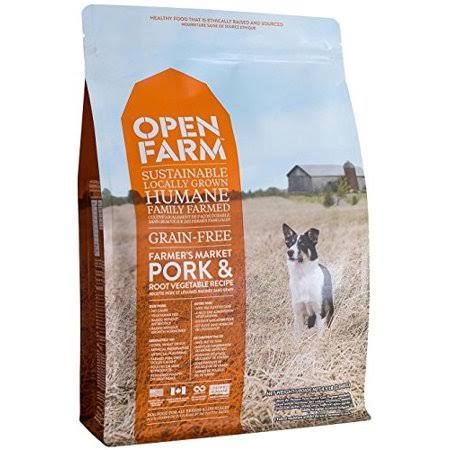 Open Farm Dog Food - Pork and Root Vegetables, 2.05kg