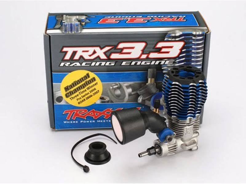 Traxxas 5404 - TRX 3.3 Engine IPS Shaft w/o Starter