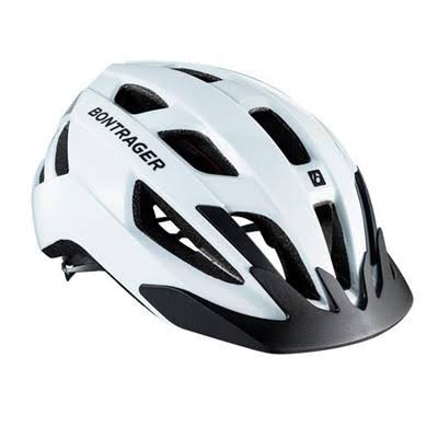 Bontrager Solstice Bike Helmet - White - Medium/Large