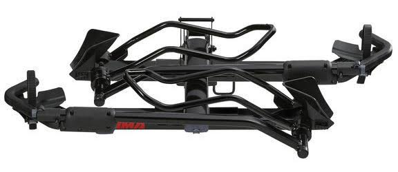 Yakima Holdup Evo 2 Hitch Mount Bike Carrier - Black, 2 Capacity