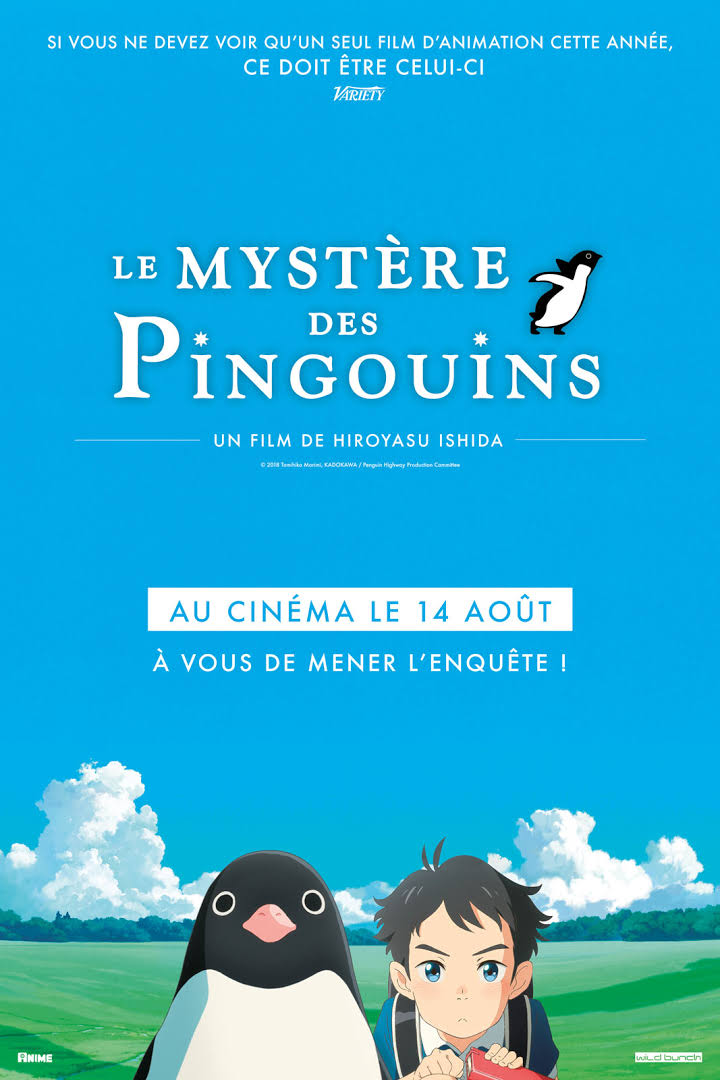 """Résultat de recherche d'images pour """"penguin highway"""""""