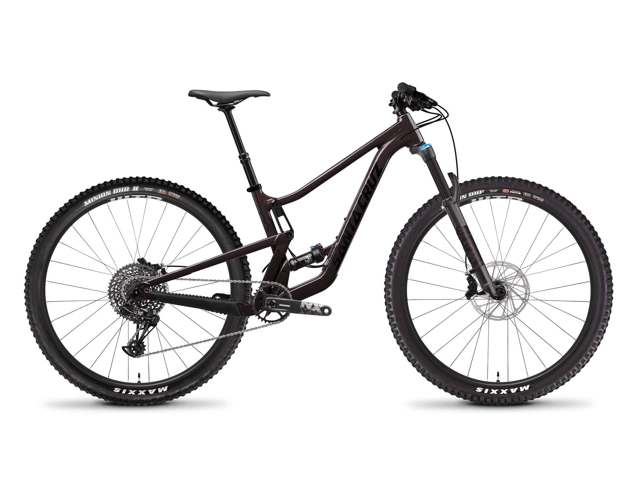 Santa Cruz Bicycles Tallboy A R Complete Mountain Bike 2020 - Medium