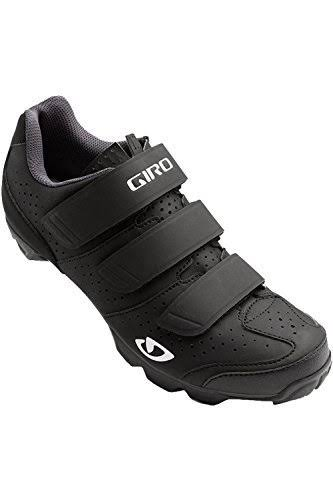 Giro Riela Road Women's Cycling Shoe - Black & Charcoal, Size 38 EU