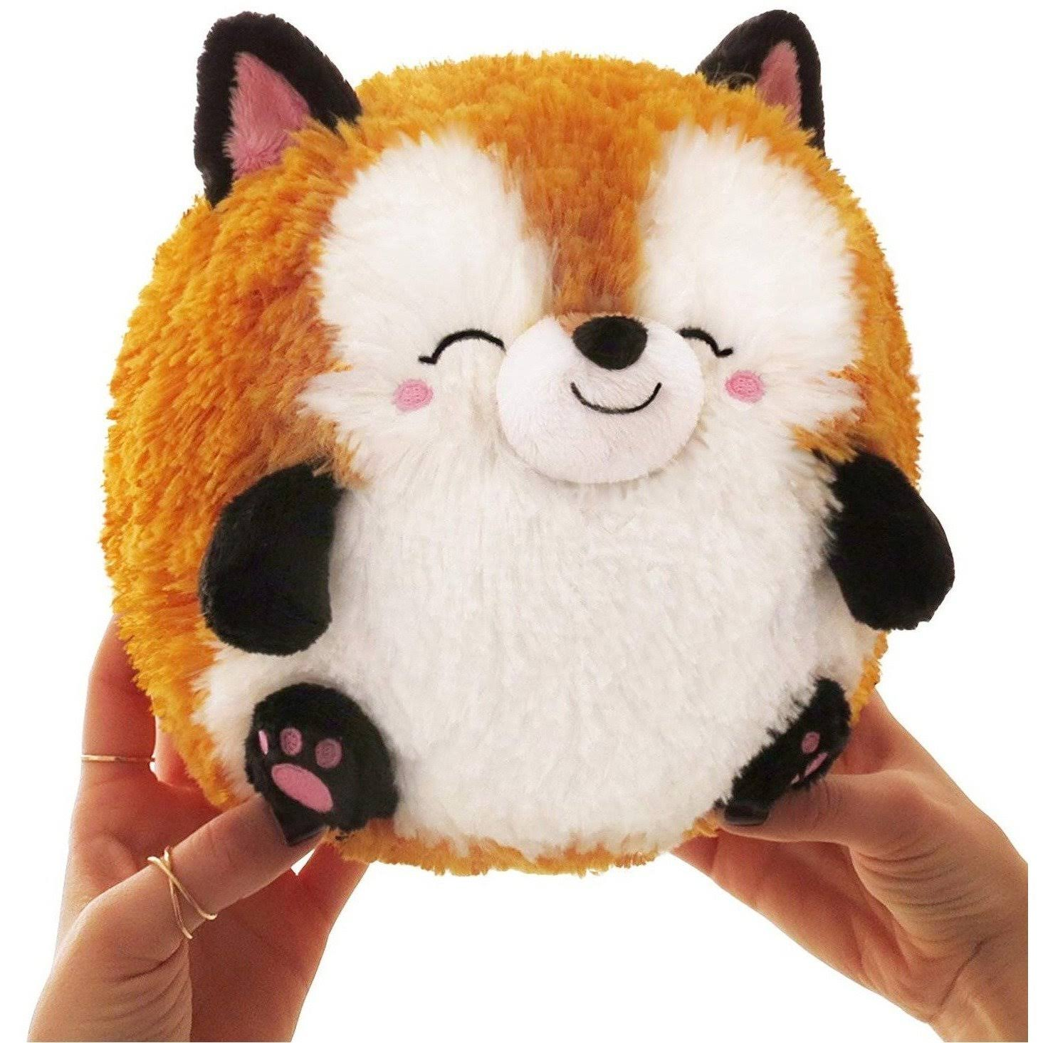 Squishable Baby Fox Mini Stuffed Animal Toy - 7""