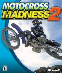 لعبة سباق الدراجات المذهلة Motocross Madness 2 بحجم 11 Mb