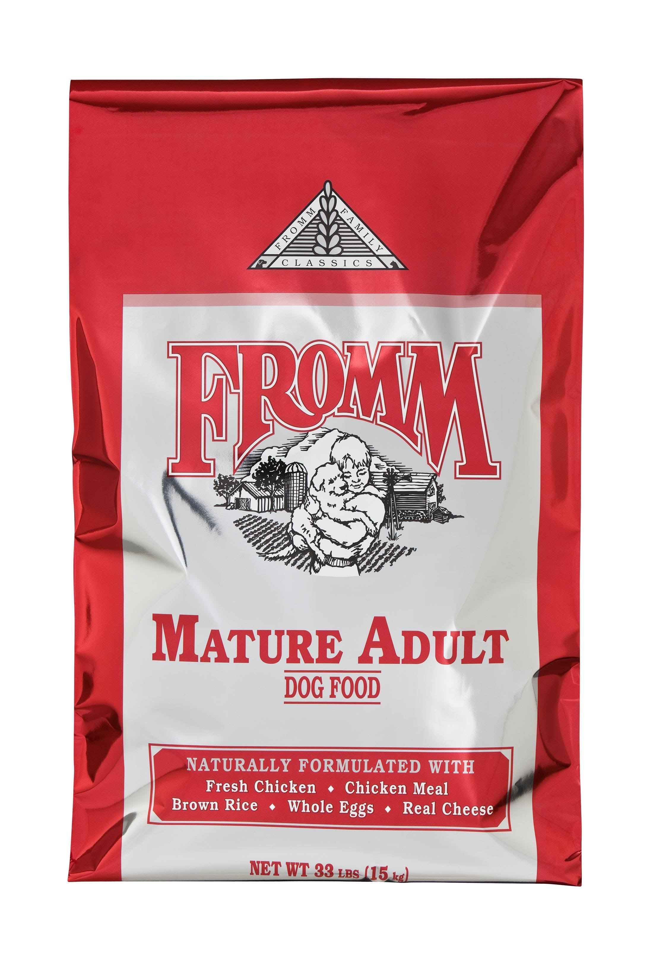 Fromm Classic Mature Dog Food - 15lb