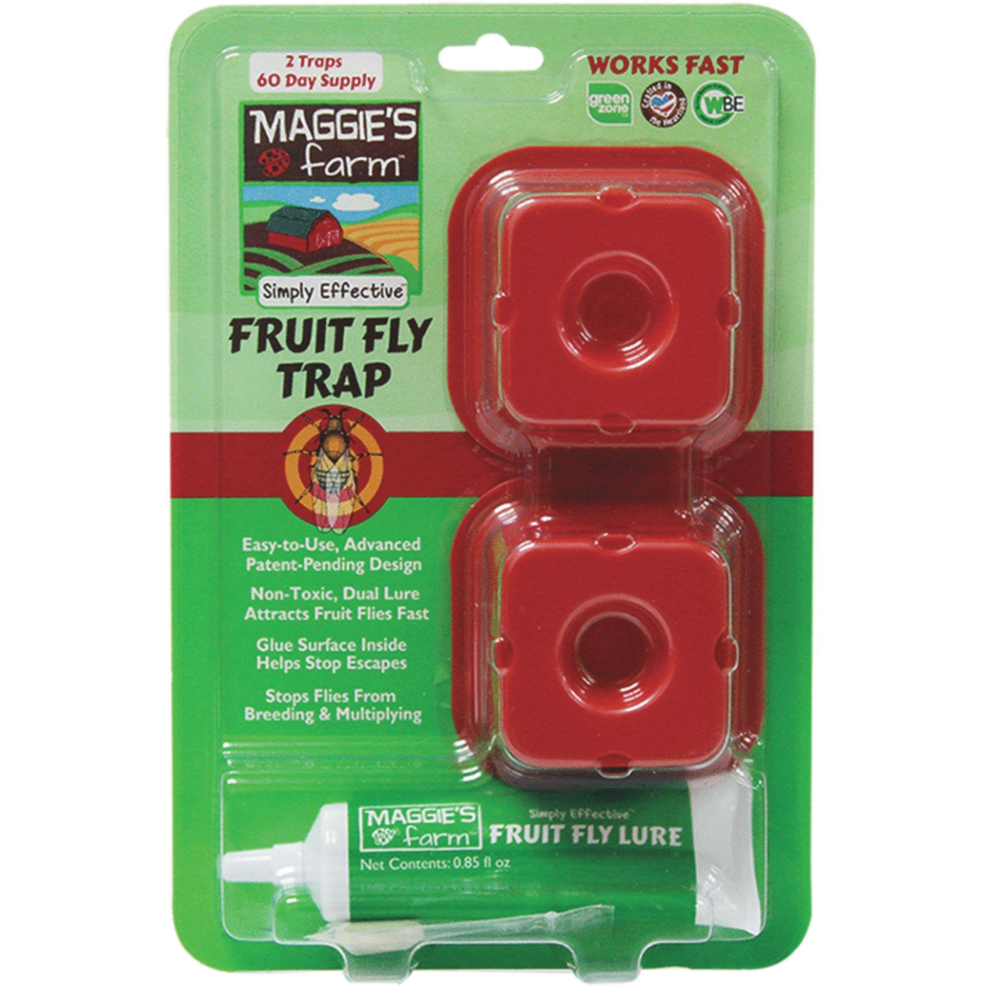Maggie's Farm Fruit Fly Trap MFFT002